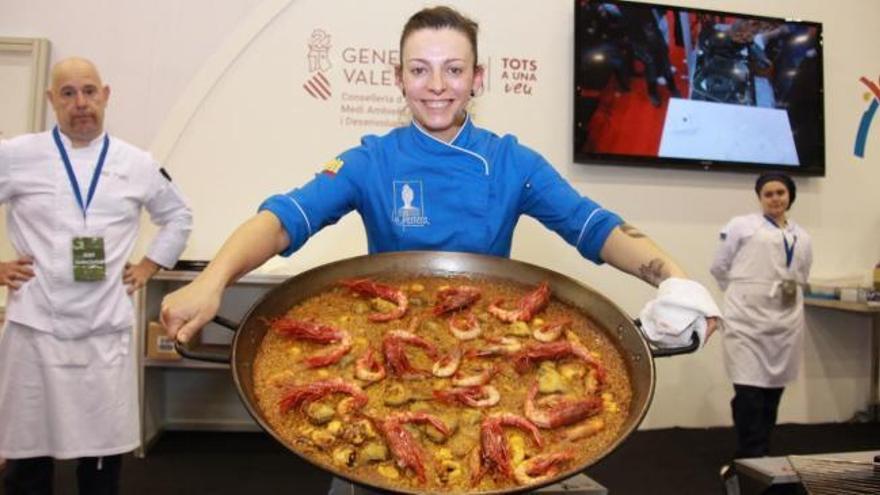 La mejor paella del mundo es valenciana