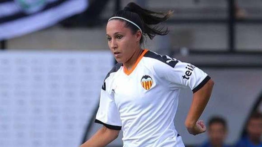 Paz Vilas sigue al alza en el Valencia