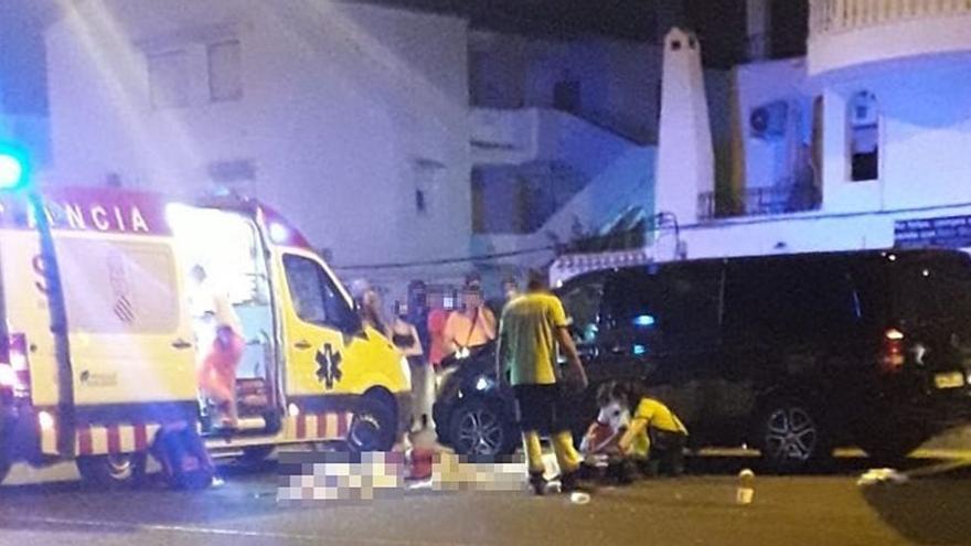 Un conductor francés atropella mortalmente a un matrimonio madrileño en Torrevieja