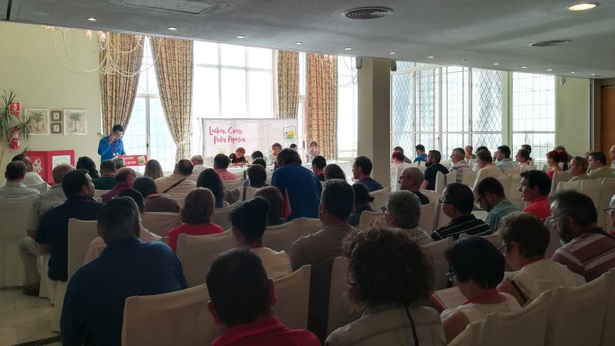 IU celebrará su asamblea provincial el próximo 3 de julio de forma semipresencial