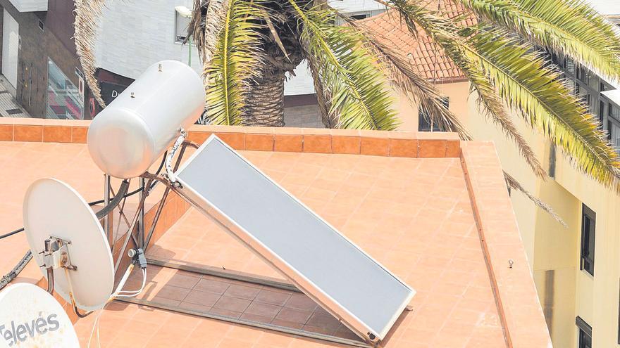 Sólo 47 peticiones para acogerse a la bonificación del IBI solar