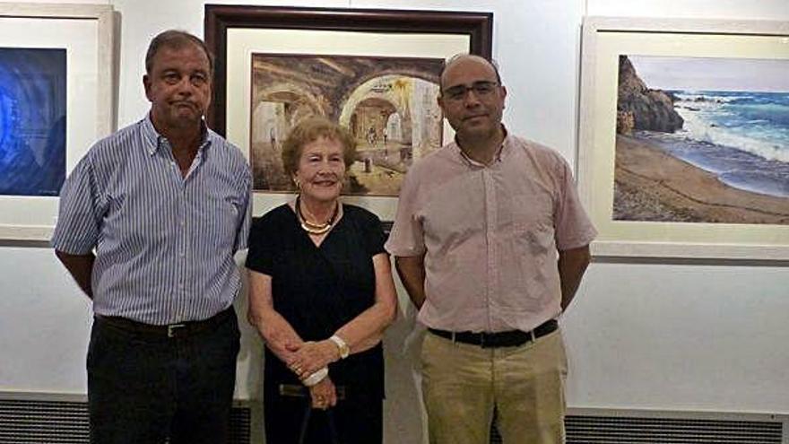 S'inaugura l'exposició dedicada a Joan Riu