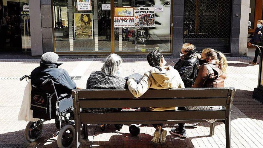 Asapme pone en marcha un programa de salud mental para los vecinos de Delicias