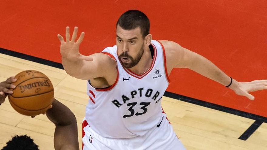 Marc Gasol seguirá una temporada más en los Raptors