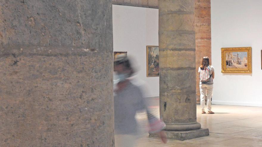 Los murcianos que se 'colaron' en El Prado