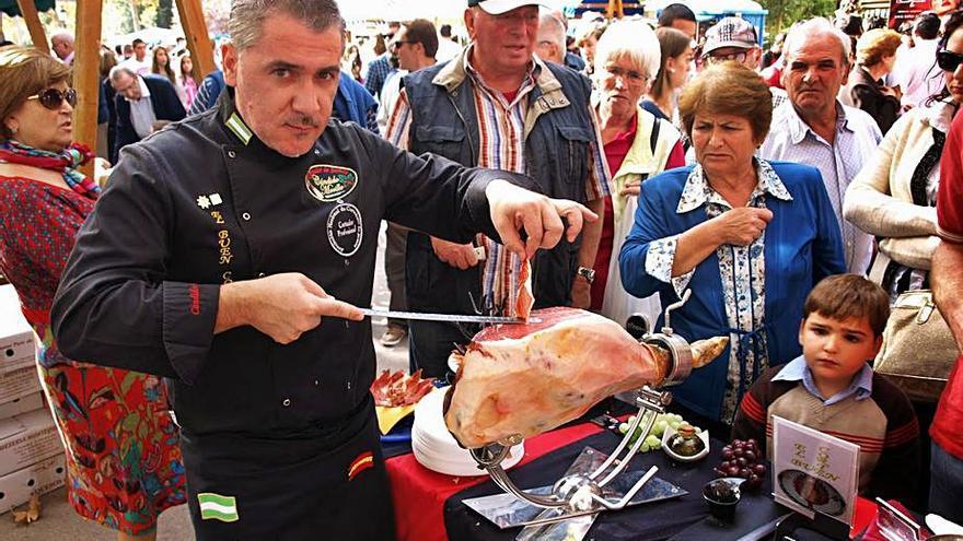La Feria del Jamón llegará a Campillos el 7 de noviembre