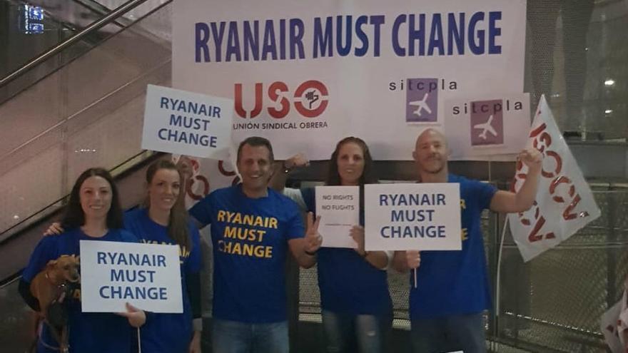 Huelga de Ryanair: Manises es el aeropuerto más afectado con 20 vuelos cancelados