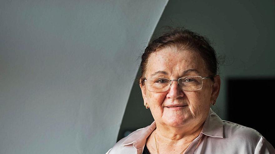 """Estefanía Hernández: """"La degustación  está muy bien,  pero no se puede perder el mercado tradicional"""""""
