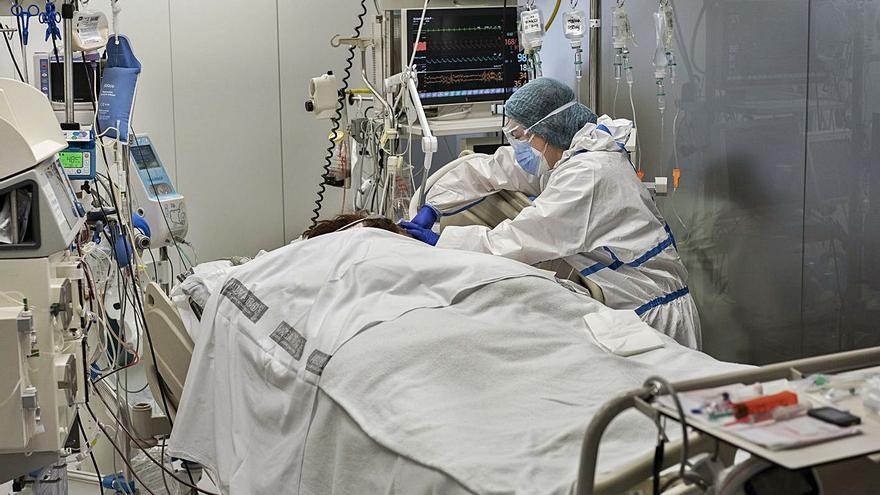 La cuarta ola provoca un exceso de mortalidad del 17 % en la C. Valenciana