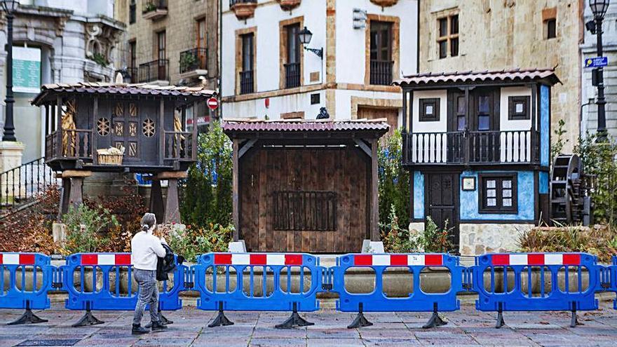 Las cuatro atracciones que no te puedes perder esta Navidad en Oviedo