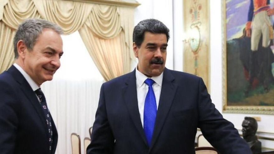 Zapatero pide a la UE que reconozca las elecciones en Venezuela