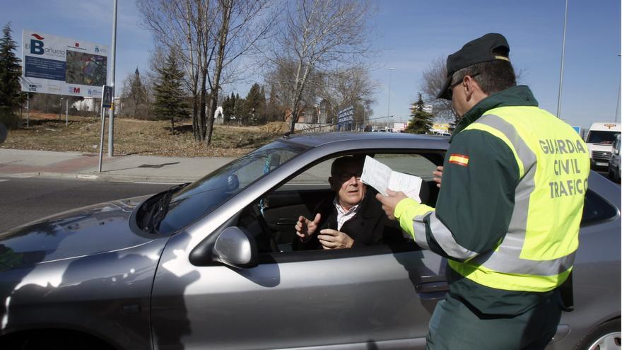Un cangués de 72 años se confunde y circula seis kilómetros por la Autovía de Grado hasta Trubia en sentido contrario