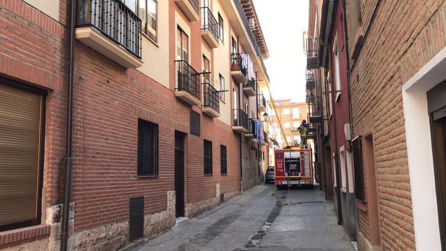 Extinguido un incendio en una vivienda de Toro