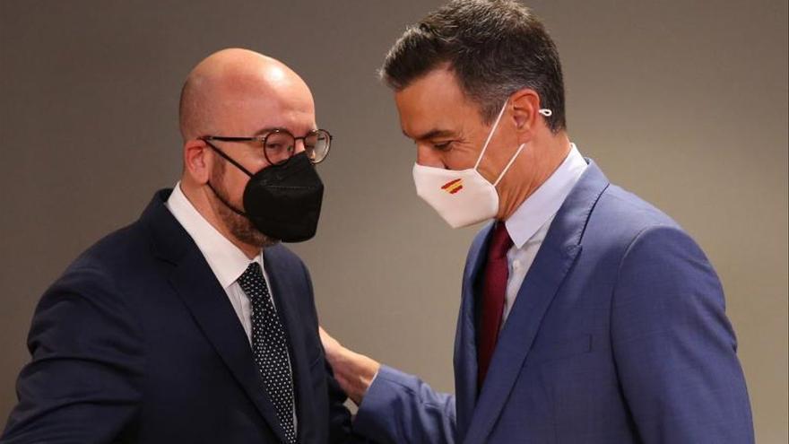 Sánchez niega injerencia de Calviño y defiende que la reforma laboral es de todo el Gobierno y no solo de Díaz