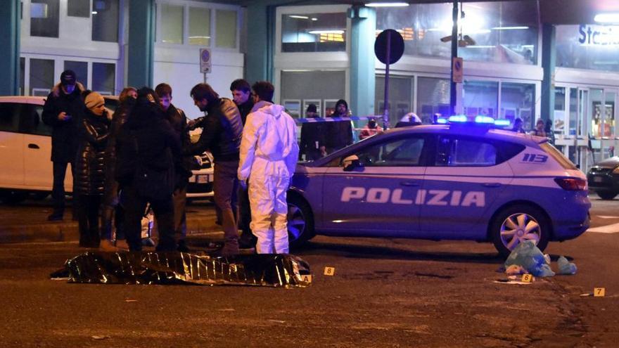 Muere tiroteado el presunto terrorista de Berlín