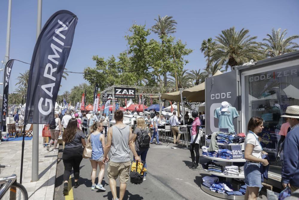 La Feria Náutica expone más de 600 embarcaciones con precios de 11.000 euros a 14 millones