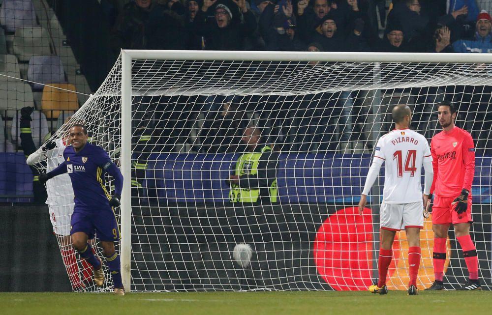 Maribor-Sevilla FC