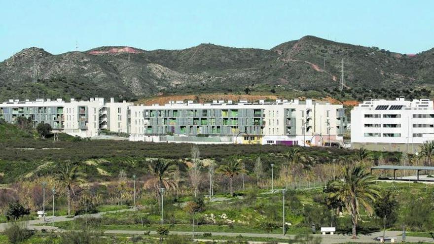 Más de 21.000 familias están a la espera de una VPO en Málaga capital