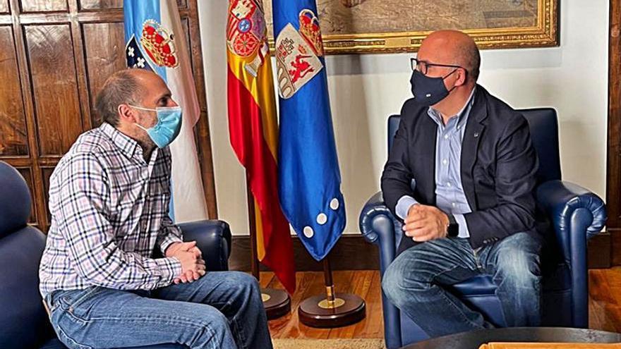 """""""Cumbre"""" Baltar-Jácome en la Diputación: """"¿Para pactar obras o reeditar el bipartito?"""""""