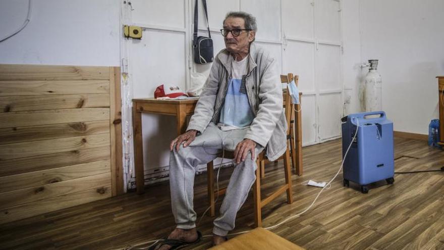 El encierro de Cristóbal Rodríguez