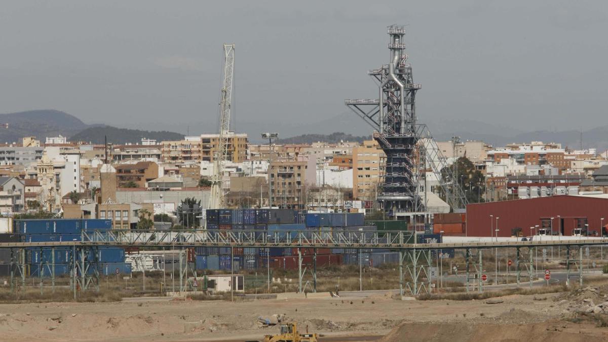 Vista del Port de Sagunt, en una imagen de archivo