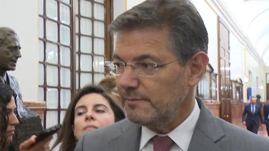 Catalá diu que la Justícia dictarà una ordre d'arrest per a Valtonyc