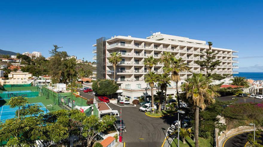 Hotel El Tope de Puerto de la Cruz cierra por primera vez en 50 años