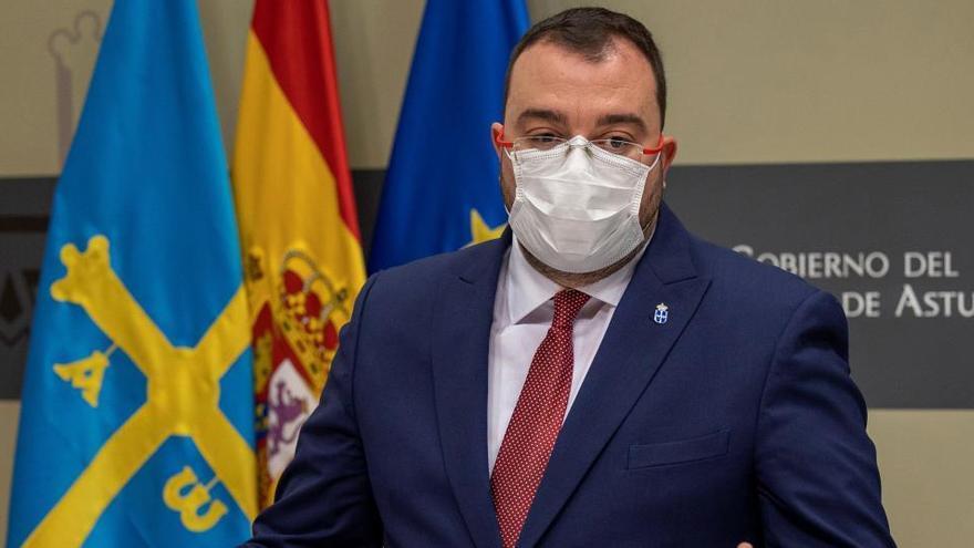 Asturias pide a la población que se confine