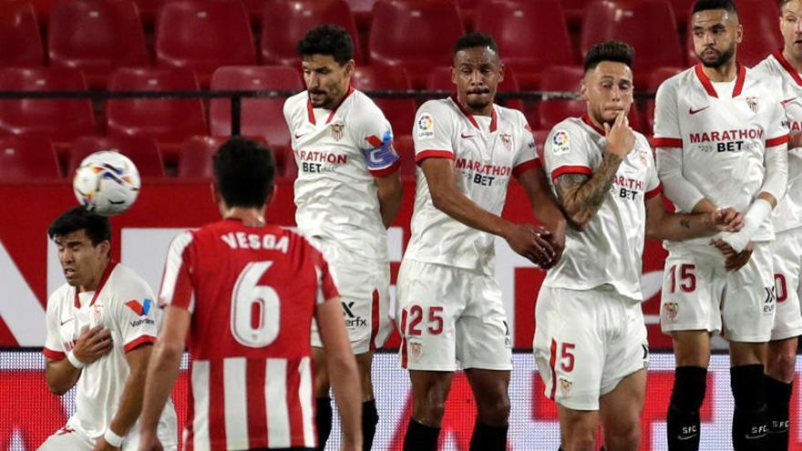 ¡En alerta! Detectan un positivo que jugó el Sevilla - Athletic