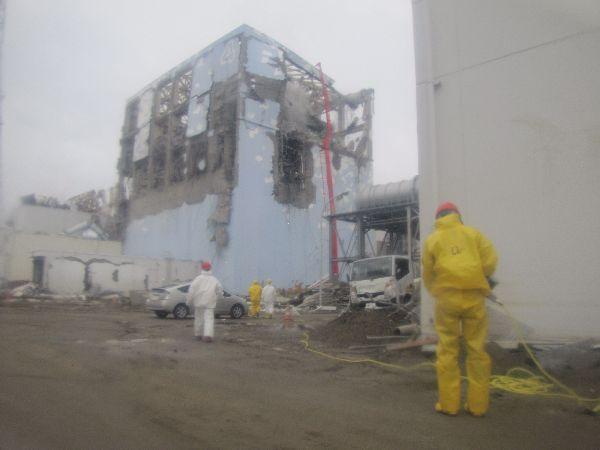 Crisis nuclear en Fukushima