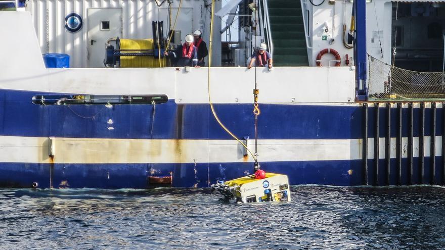 Científicos del IEO exploran por primera vez los fondos de Galicia y del Cantábrico