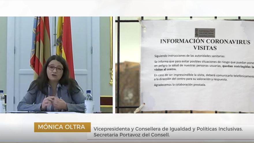 Webinar Converses de Futur amb Mónica Oltra