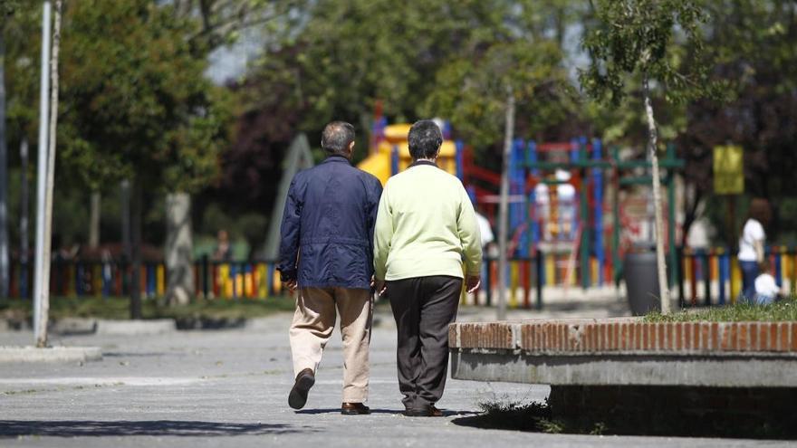 """Los pensionistas reclaman a Rajoy una subida """"decente"""" de las jubilaciones"""
