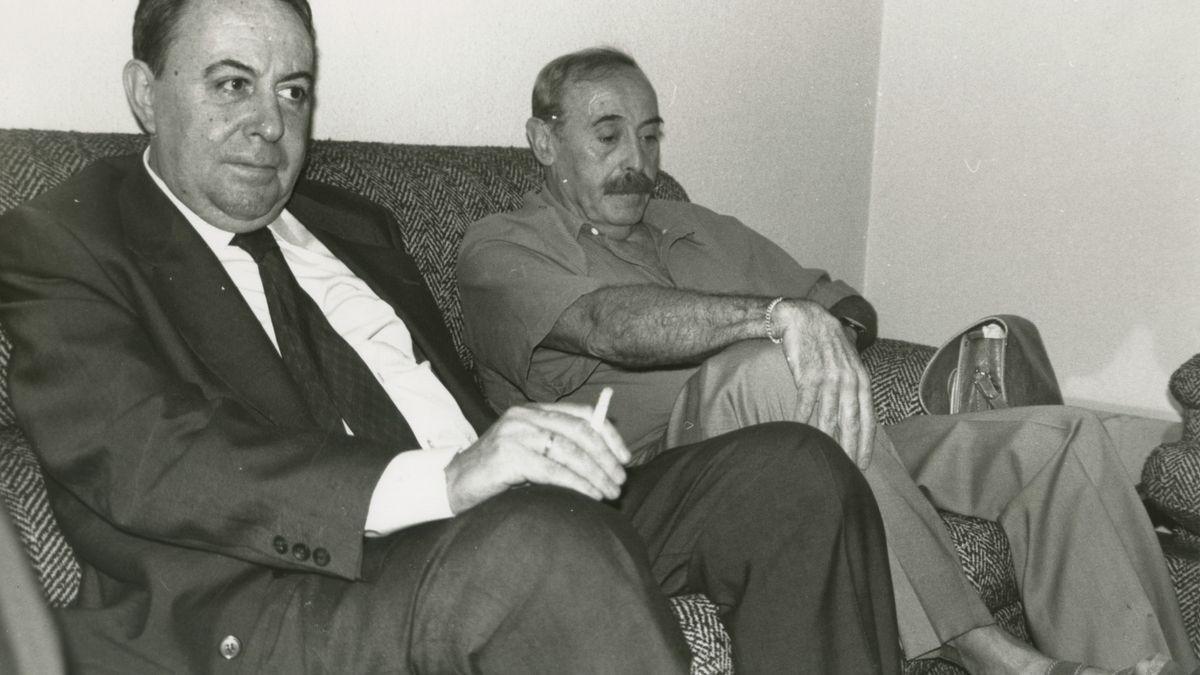 Claudio Rodríguez y Tundidor.