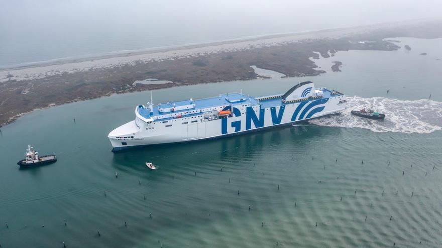 La naviera italiana GNV anuncia trayectos entre Ibiza, Palma, Barcelona y Valencia a partir de julio