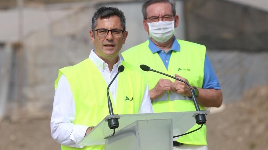Félix Bolaños afirma que para crear una empresa eléctrica pública habría que esperar a que terminen las concesiones