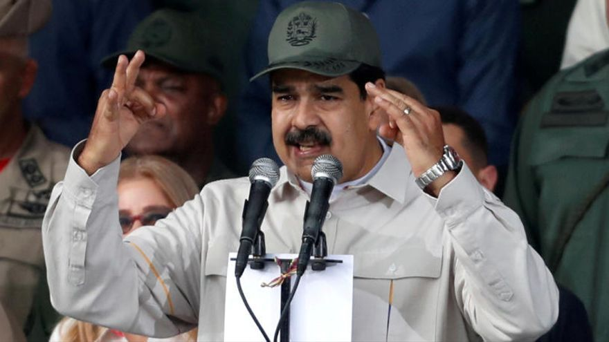 """El régimen de Maduro da por """"derrotado"""" el golpe"""
