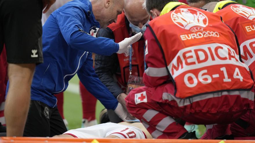 """""""Eriksen respiraba, tenía pulso, pero de repente eso cambió"""""""