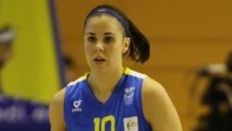 Yurena Díaz, base del Cadí la Seu, participarà en el concurs de triples de la Supercopa ACB