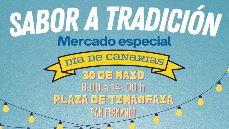 Día de Canarias al Mercado Agrícola