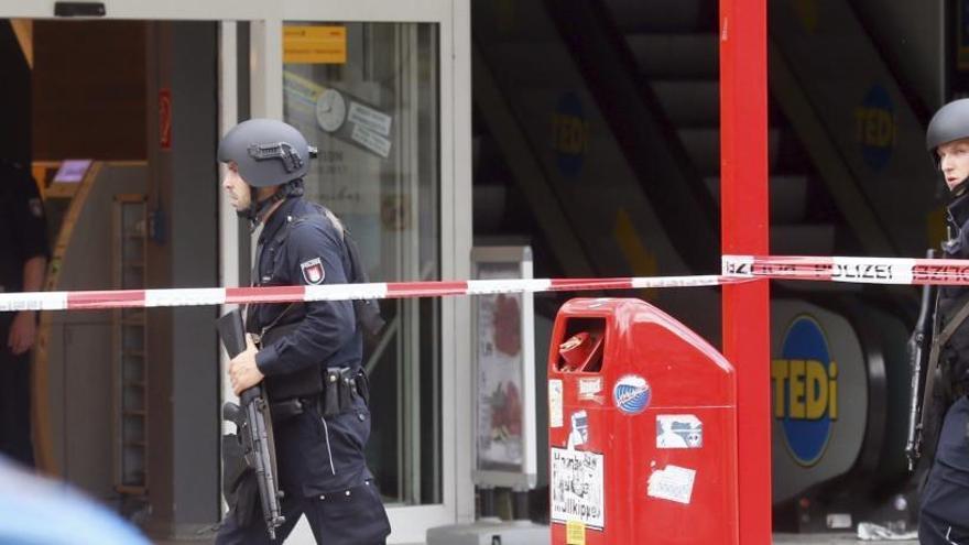 El atacante de Hamburgo estaba fichado por la policía