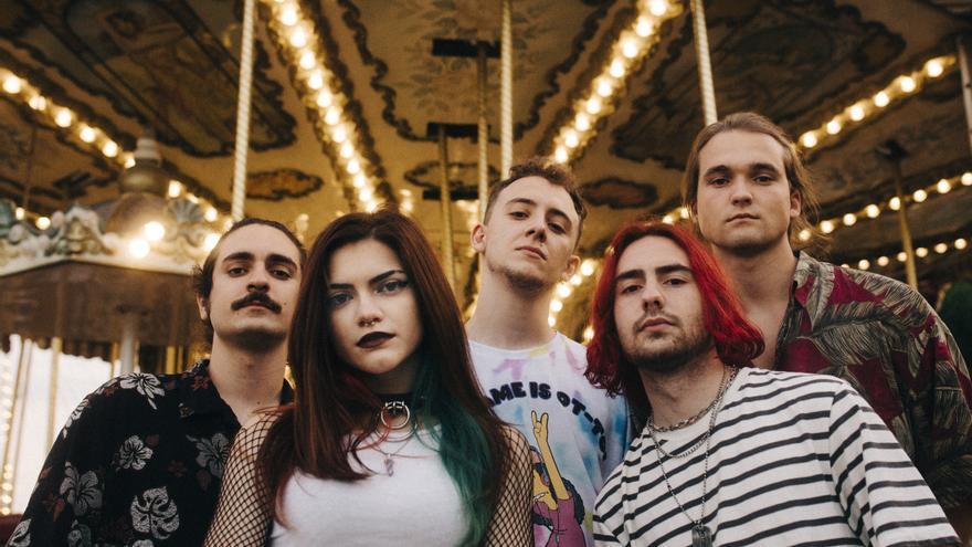 """La banda eldense Not Anymore estrena su single """"Scars"""""""