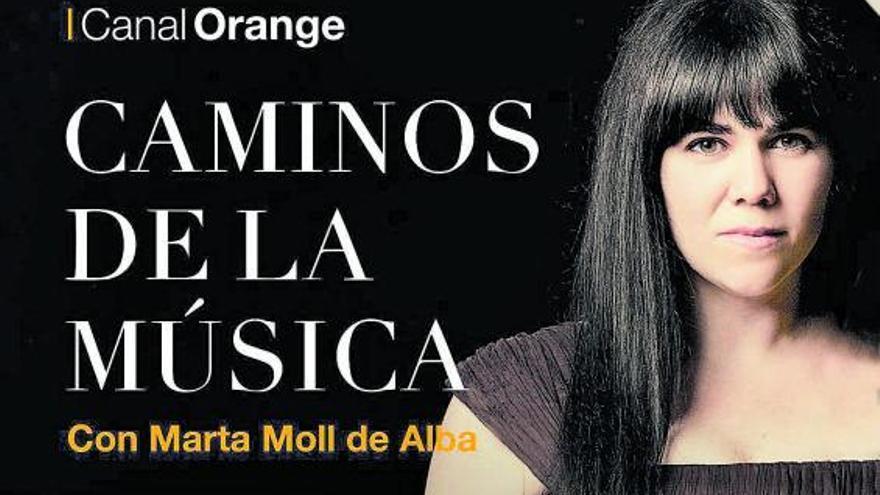 Orange TV y Prensa Ibérica estrenan 'Caminos de la Música'