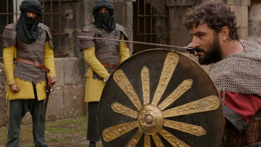 Pasión e intrigas políticas del siglo XI en 'El final del camino'