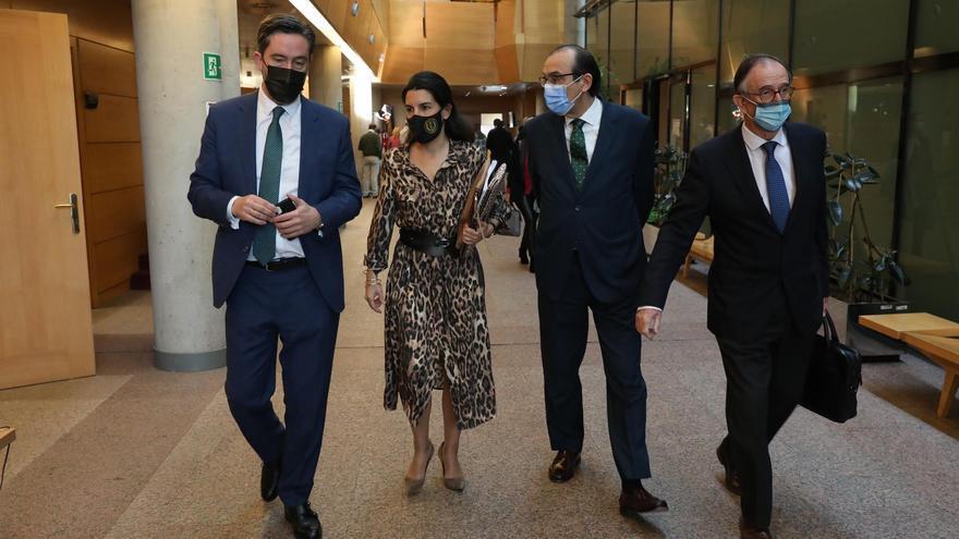 Vox presenta ante el Supremo la solicitud de medidas cautelarísimas para suspender la orden de cierre de Madrid