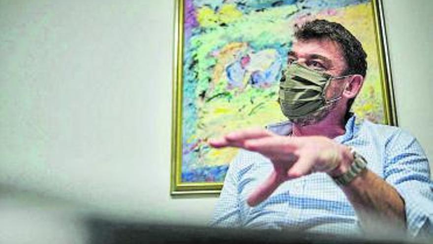 El sector turístico de Las Palmas  pide toque de queda desde el nivel 2