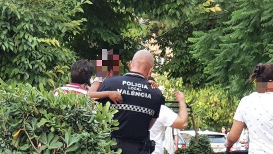 Susto en el Barrio de La Luz al desaparecer una menor de 4 años