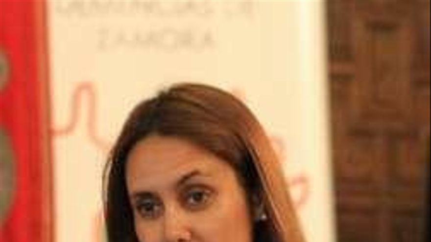 La periodista Eva Crespo, pregonera oficial de la Pasión de Zamora