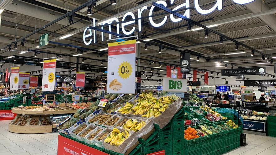 Carrefour baja el precio de más de mil productos en Mallorca