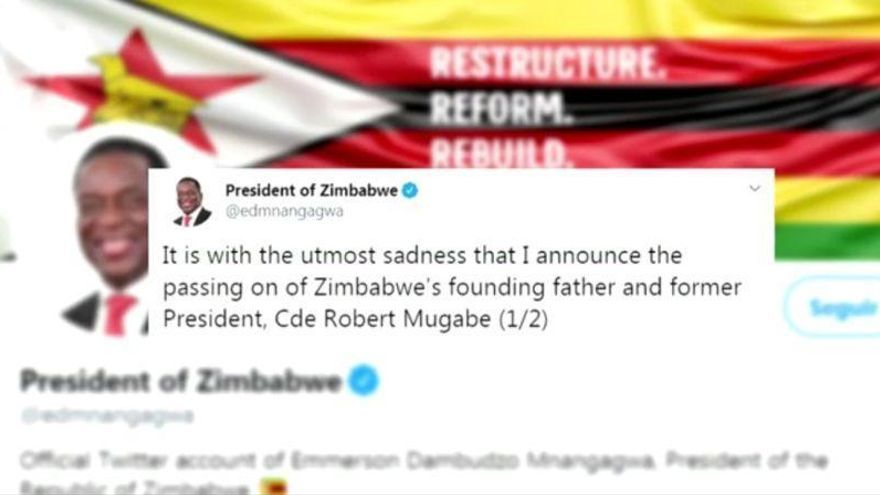 Robert Mugabe: de héroe a sátrapa